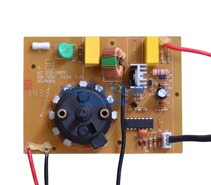 无刷电机控制板在使用时要注意什么?