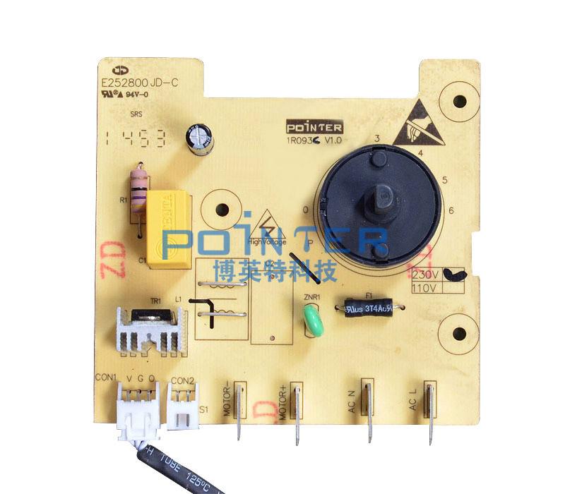 l928n控制板接线图