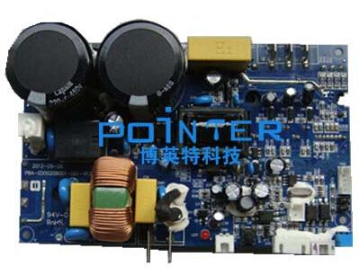 无刷电机驱动器具有操作安全(控制部件和功率部件全隔离),调速方式